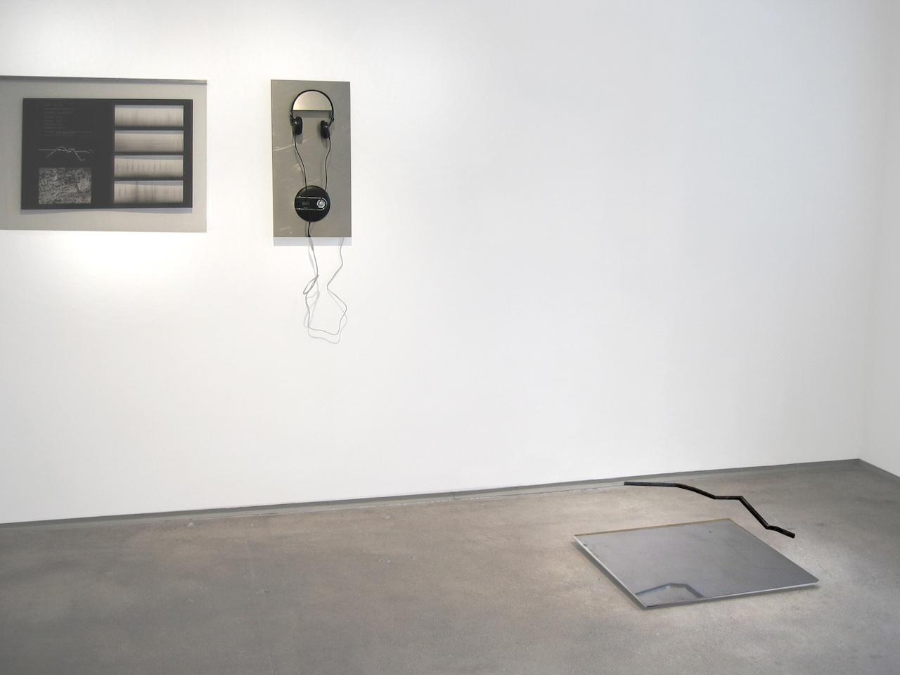 Walk of Shame, installed Kim Foster Gallery