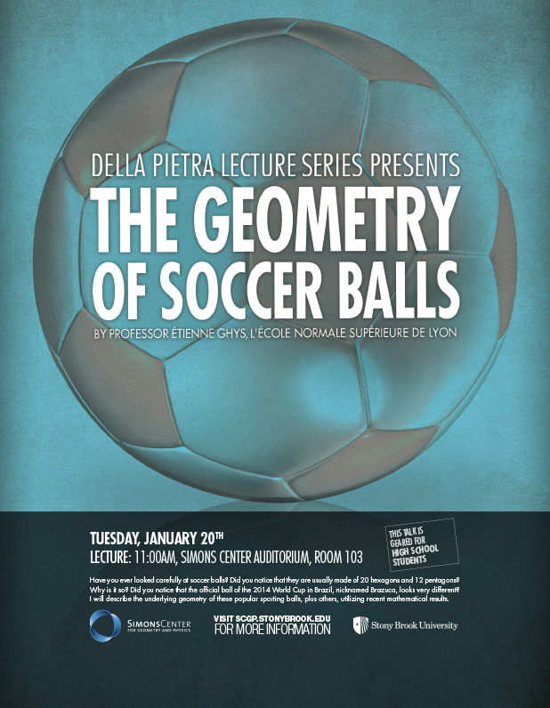 The Geometry of Soccer Balls