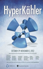 Hyper-Kahler Geometry: October 29 – November 2, 2012