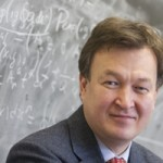 Dmitri E. Kharzeev, Professor of Physics and Astronomy at Stony Brook University  (photo credit: John Griffin)