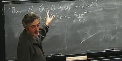 Weekly Talk: Avi Wigderson, IAS Princeton   SCGP