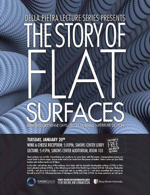 The Story of Flat Surfaces