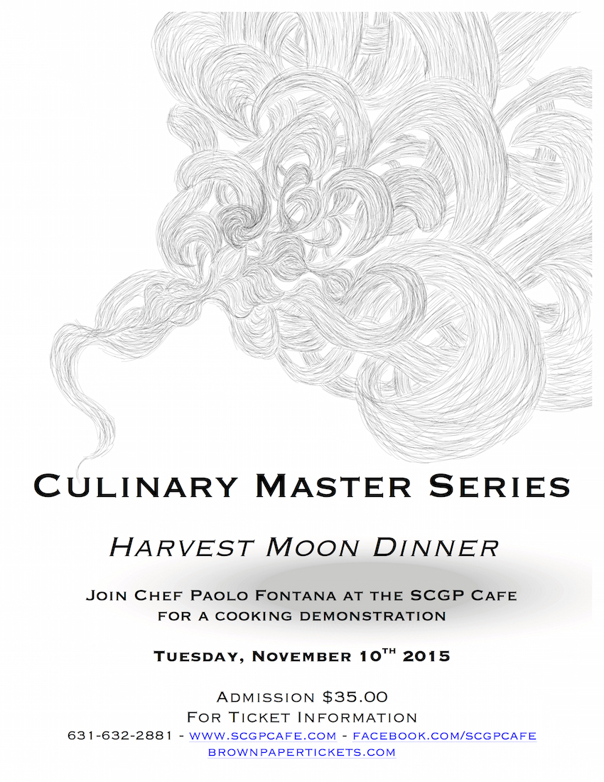20151110 Culinary Master Series Harvest Moon