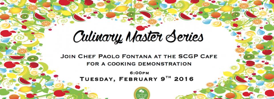 20150209 Culinary Master Series