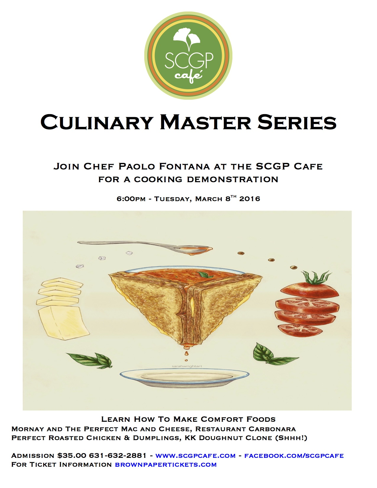Culinary Master Series Comfort Foods 3.8.16 V1