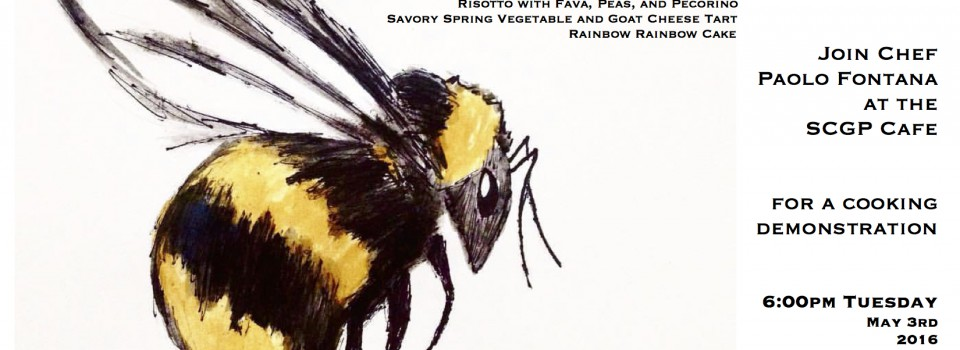 Culinary Master Series Spring Forward 5.2016