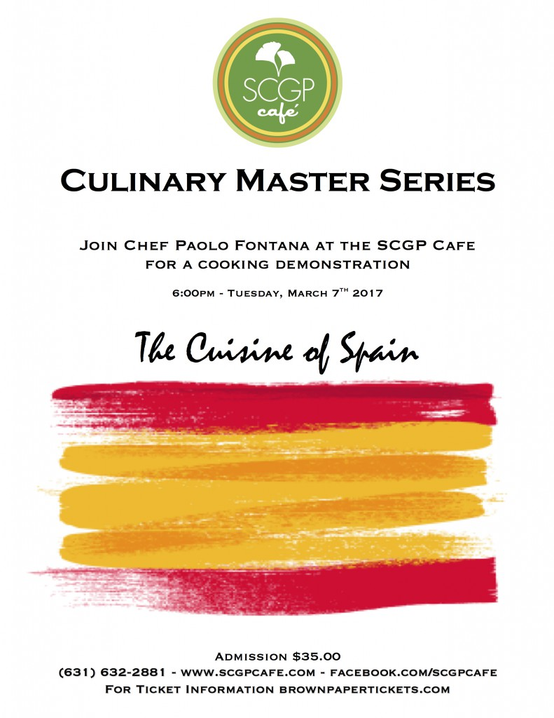 Culinary Master Series Spain 3.7.17